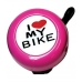 Дзвоник I LOVE MY BIKE