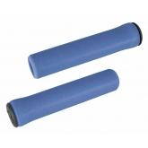 Гріпси силіконові Venzo Silicone Grips 130×32 mm , сині