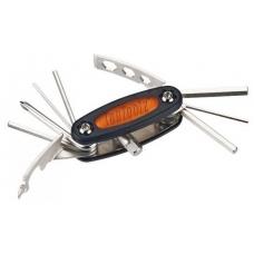 Ключ ICE TOOLZ 97C3 складний, 17 инструментів Mighty 17
