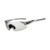 Фотохромні окуляри Tifosi Asian Fit Podium XC, Silver/Gunmetal з лінзами Light Night Fototec