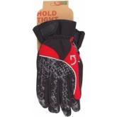 Рукавиці зимові  Green Cycle NC-2409-2014  чорно-червоні
