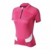 Велосипедна футболка Shimano Dry-clim колір рожевий L