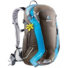 Рюкзак Deuter Bike One 18 SL колір coffee turquoise