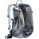 Рюкзак Deuter Cross Bike 18 колір black silver