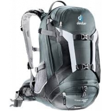 Рюкзак Deuter Trans Alpine 25 колір granite black