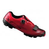 Веловзуття SHIMANO XC7-R  червон, розм. EU46