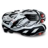 Взуття Shimano SH-XC50, біло-чорне, SPD