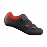 Веловзуття  шосе SHIMANO RP400MGL чорно-червоне, розм. EU46