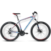 Kross Hexagon R4   grey-black-red matt, L
