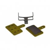 Гальмівні дискові колодки Longus, для -BR M486/M575.  метал