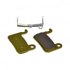 Гальмівні дискові колодки Alligator, для SHIMANO XTR/XT M975/M775/M665 ,кераміка
