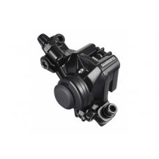 Гальма диск. Shimano (каліпер) BR-M375-L , без ротора,чорн.