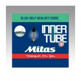 """Камера 26"""" x 1.50-2.10"""" (37/54x559) FV 33мм MITAS (RUBENA) Slug self sealant D07SF BSC 0,9 mm,гель"""