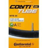 Камера Continental  MTB29  1.75/2.5(47-62) - 622   AV(40mm)