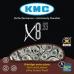 Ланцюг KMC  X8  8шв.